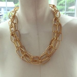 Jewelry - Multi Strand Link Necklace #2